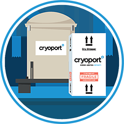 Cryoport Express Shipper