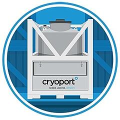CryoMax Shipper