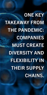 Key pandemic takeaway