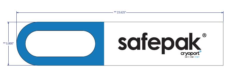 safepak with r
