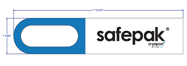 safepak with r